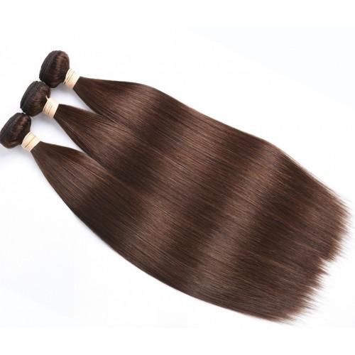 Индийска коса 60 см светло кестеняво image 3