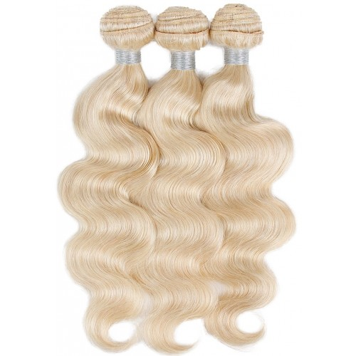 Индийска коса 60 см светло русо image 4