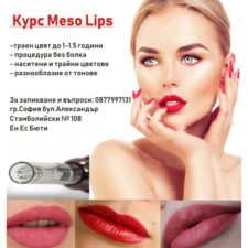 Курс Meso Color Lips